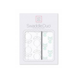 SwaddleDuo  Little Fox by Swaddle Design
