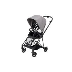 Mios Stroller by Cybex w/ Silver Frame