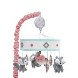 Little Spirit Musical Mobile by Lambs & Ivy