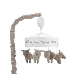 Meadow Musical Mobile by Lambs & Ivy
