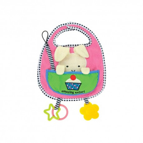 Activity Bib by Kids Preferred