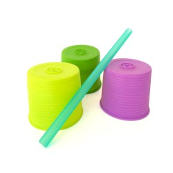 SILISKIN® Universal Straw Tops