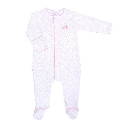 Sprinkles with Love Footie by Magnolia Baby