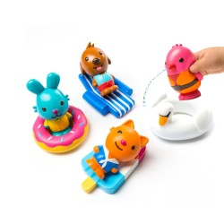 Easy Clean Bath Squirters by Sago Mini