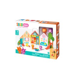 Portable Playset: Jinja's House by Sago