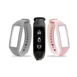 Baby SmartBand w/ 2 Additional Bands by Project Nursery