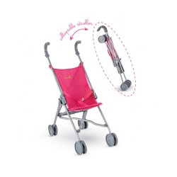 Cherry Umbrella Stroller by Corolle