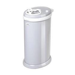 Gray Diaper Pail by Ubbi