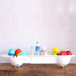 Extendable Bath Toy Organizer by Ubbi