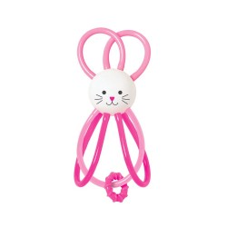 Zoo Winkels Rabbit Teether by The Manhattan Toy Company
