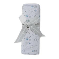 Angel Dear Bamboo Blanket - Penguins