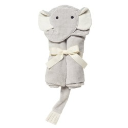 Elephant Hooded Towel by Elegantbaby