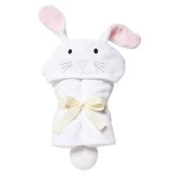 Bunny Hooded Towel by Elegantbaby
