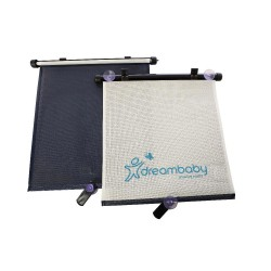 Adjustable Car Window Shade Roll-Up by Dreambaby