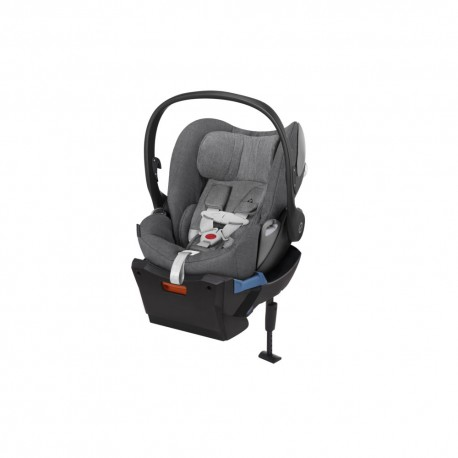 Car Seat Cybex Plus (Black Beauty)