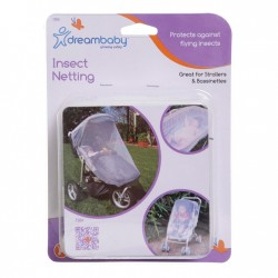 Dreambaby Stroller & Bassinet Insect Netting