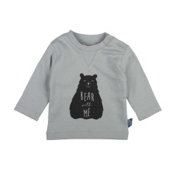 Zero2Three Long Sleve Shirt - Bear