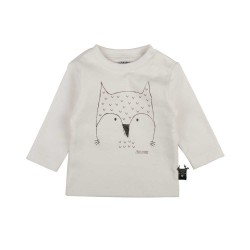 Zero2Three Long Sleve Shirt - Owl