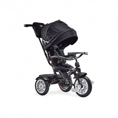 Bentley 6-in-1 Tricycle / Stroller - Onyx Black