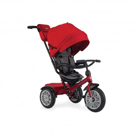 Bentley 6-in-1 Tricycle / Stroller - Onyx Black