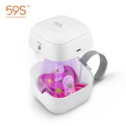 Sterilizer for Pacifiers On The Go