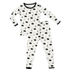 Kyte Printed Pajama Set - Pasture