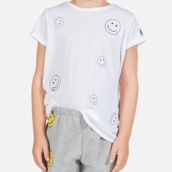 Smiley Tee - LaurenMoshi
