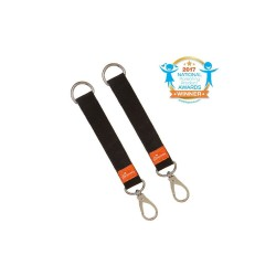 Strollerbuddy® EZY-Loop Stroller Clips - 2 Pack by DreamBaby