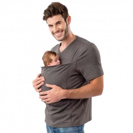Lalabu Dad Shirt™ Simple Gray