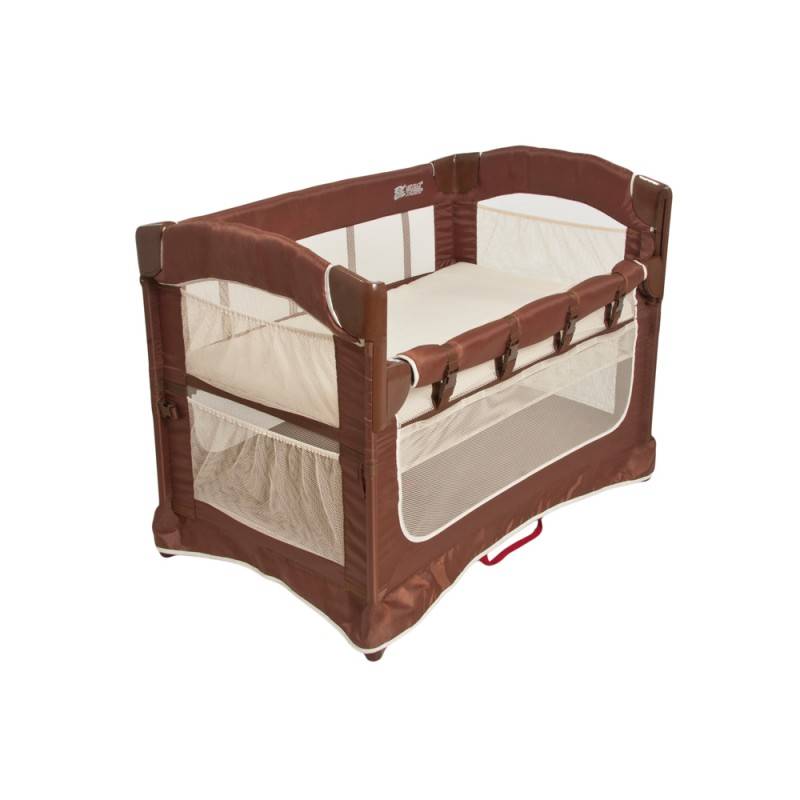 Ideal Ezee 3 In 1 Co Sleeper 174 Cocoa Itsy Bitsy
