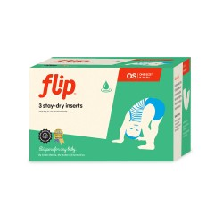 Flip Stay - Dry One-Size Inserts - 3 pack