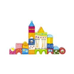 Fantasia Blocks Castle - Hape